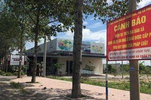 Nhân viên Alibaba vật lộn với khách hàng đến đòi tiền mua đất?