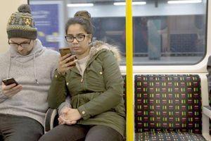 London phủ sóng 4G toàn bộ hệ thống tàu điện ngầm