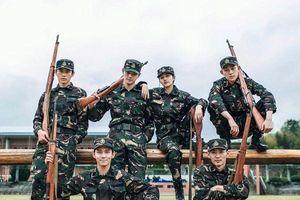'Trường quân đội liệt hỏa' của Hứa Khải - Bạch Lộc lên sóng đầu tháng 8/2019