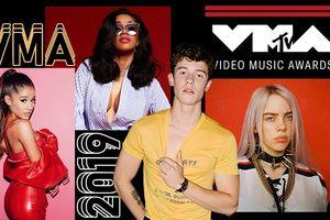 Đề cử MTV VMAs 2019 có tại đây: Taylor Swift và Ariana Grande chiếm ưu thế