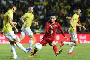 Bản quyền truyền hình 8 trận đấu đội tuyển Việt Nam tại vòng loại World Cup 2022?