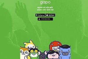 Mạng xã hội Gapo gặp sự cố đầu tiên sau khi trình làng