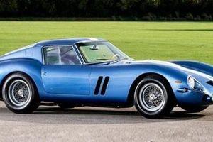 Bán 'gia tài' Ferrari 250 GTO chỉ để mua quà sinh nhật cho con