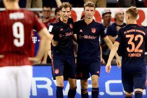 Tường thuật Bayern Munich 1-0 AC Milan: Giao hữu Hè ICC 2019