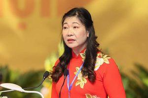 Bà Nguyễn Lan Hương làm Chủ tịch Ủy ban MTTQ Việt Nam thành phố Hà Nội