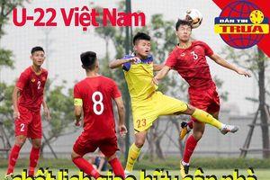 U-22 Việt Nam chốt lịch giao hữu sân nhà; 'Chung kết' V-League