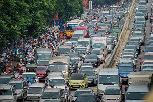 Sở GTVT Hà Nội đề xuất thu phí ôtô vào nội đô