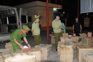Phát hiện, xử lý hơn 10.000 vụ vi phạm về buôn lậu, hàng giả