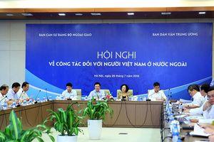 Nâng cao hơn nữa hiệu quả công tác về người Việt Nam ở nước ngoài