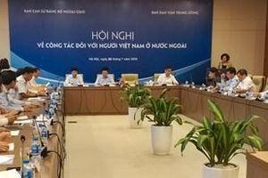Tăng cường khối đại đoàn kết dân tộc và phát huy vai trò của người Việt Nam ở nước ngoài