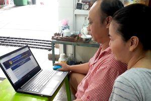 Làm căn cước công dân qua dịch vụ công trực tuyến
