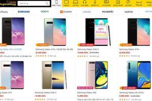 Sau Apple, Samsung cũng đang giảm giá sốc nhiều điện thoại 'ngon'