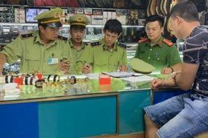 Lạng Sơn: Liên tục thu giữ nhiều đồng hồ giả mạo nhãn hiệu nổi tiếng