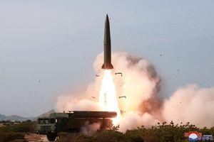 Triều Tiên vừa phóng tên lửa đạn đạo?