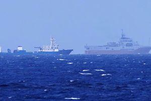 Việt Nam quyết bảo vệ chủ quyền trước vi phạm của tàu Trung Quốc trên Biển Đông