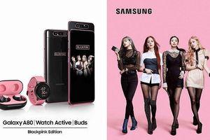 Từ 9/8 Galaxy A80 BlackPink sẽ đến tay người tiêu dùng