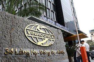 Bất ngờ 'dính' nghi án mua bán trái phép hóa đơn, cổ phiếu Vinaconex lập tức mất giá