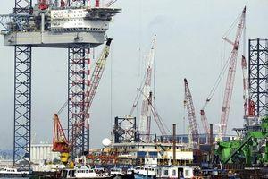 Nỗi lo tăng trưởng kinh tế toàn cầu đẩy giá dầu giảm