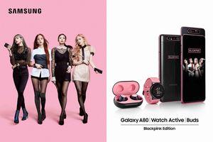 Galaxy A80 phiên bản BlackPink lên kệ tại Việt Nam giá 23 triệu, chỉ có 400 bộ