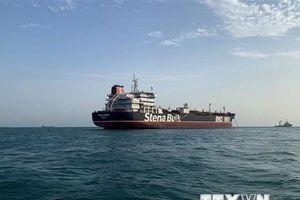 Iran gửi thư tới Liên hợp quốc làm rõ vụ bắt giữ tàu chở dầu Anh