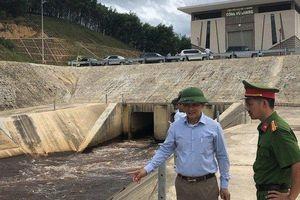 Chủ tịch Hà Tĩnh chỉ đạo truy rõ nguyên nhân ô nhiễm tại Đập Dâng – Ngàn Trươi Cẩm Trang