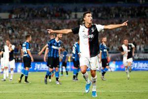 Juventus 1-1 (pen 4-3) Inter: C.Ronaldo ghi bàn, Sarri có chiến thắng đầu tay