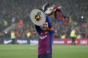 Vượt qua Ronaldo, Zidane, Messi trở thành cầu thủ vĩ đại nhất mọi thời đại