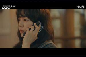 Phim 'Search: WWW' tập cuối đầy nước mắt: Jang Ki Yong bỏ Im Soo Jung đi định cư nước ngoài?