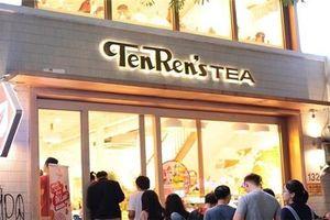 Bài học kinh doanh từ 'cú ngã ngựa' của trà sữa Ten Ren