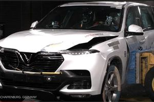 Vài nhận xét khi xem clip 'đâm xe' VinFast ở châu Âu