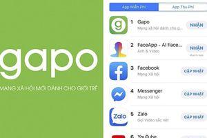 Vượt Facebook đứng top 1 App Store, Gapo đối diện với nhiều trắc trở