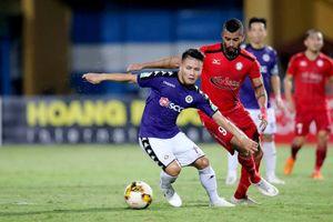 Lịch thi đấu vòng 18 V-League 2019: TPHCM đại chiến Hà Nội FC
