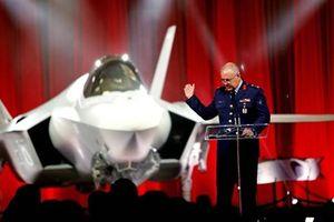 Tổng thống Erdogan: Mỹ sẽ chuyển F-35 cho Thổ