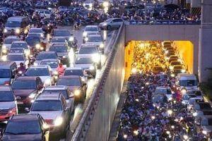 Thông tin Hà Nội chuẩn bị thu phí ô tô vào nội đô vẫn đang được nghiên cứu cẩn trọng