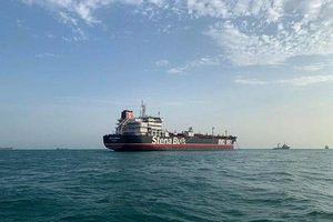 Iran trả tự do 9 thủy thủ Ấn Độ bị bắt trên các tàu chở dầu