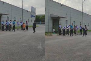 8 sếp cty Hàn xếp hàng cúi chào công nhân Việt mỗi sáng: Cần tôn trọng hay tiền thưởng?
