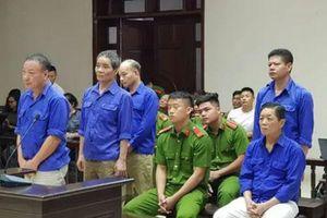 Vụ bảo kê chợ Long Biên: Tuyên phạt Hưng 'kính' 4 năm tù