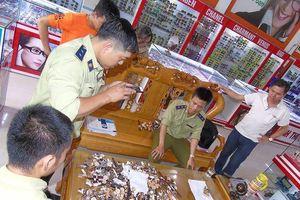 Quảng Nam: Thu giữ hơn 1.000 đồng hồ giả nhãn hiệu Thụy Sĩ