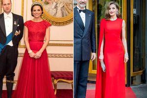 Hoàng hậu Tây Ban Nha xinh đẹp trong chiếc váy bình dân chỉ vỏn vẹn 1 triệu đồng