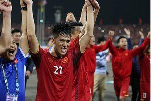 Trung vệ Trần Đình Trọng có khả năng kịp bình phục cho SEA Games 30
