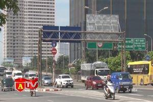 Hà Nội khoanh vùng thu phí phương tiện đi vào nội đô