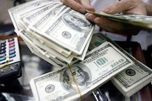 Giá trao đổi USD tăng phiên cuối tuần