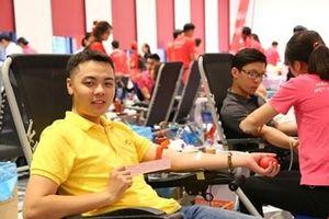 Ngày hội Giọt hồng tri ân thu được 2.703 đơn vị máu