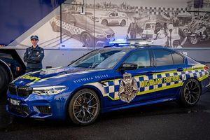 Cảnh sát Australia 'tậu' BMW M5 Competition làm xe tuần tra