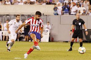 Video Diego Costa nã 4 'trái bom' vào lưới Real Madrid