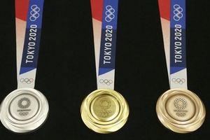 Nhật Bản làm huy chương Olympic 2020 từ điện thoại di động cũ