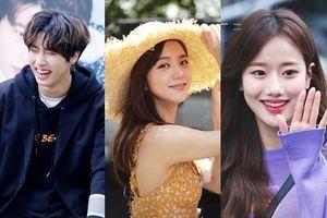 Cẩn thận 15 idols Kpop sau sẽ 'hạ gục' các fan với nụ cười hình trái tim trên môi!