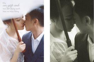 Ảnh cưới nhẹ nhàng của Cường Đô la và Đàm Thu Trang: Ngôn tình giữa đời thực là có thật