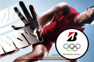 Bridgestone đồng hành cùng Thế vận hội Olympic và Paralympic Toyota 2020