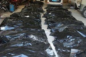 Vụ đắm thuyền di cư ở Libya: Hơn 50 thi thể được tìm thấy